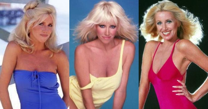 51 Sexiest Suzanne Somers Boobs Pictures That Compliment Her Neck Nape