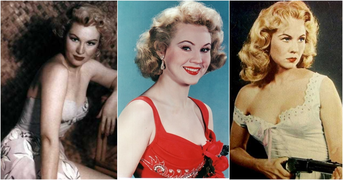 51 Sexiest Virginia Mayo Boobs Pictures Can Have You Hypnotized