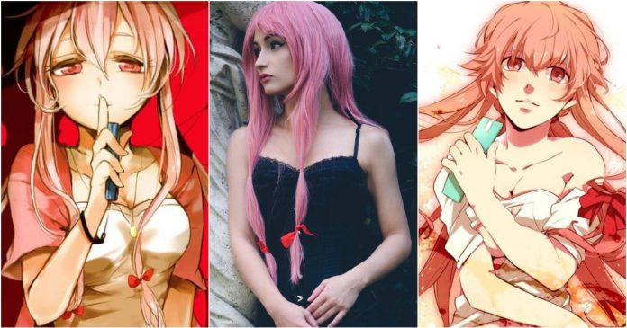 51 Sexiest Yuno Gasai Boobs Pictures Can Have You Hypnotized