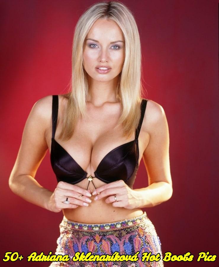 Adriana Sklenaríková hot boobs pics