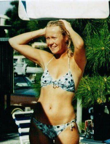 Agnetha Fältskog sexy bikini pics