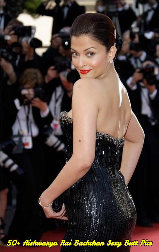 Aishwarya Rai Bachchan sexy butt pics
