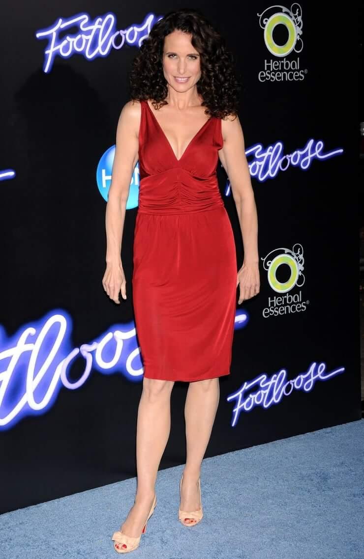 Andie MacDowell hot look pics (2)