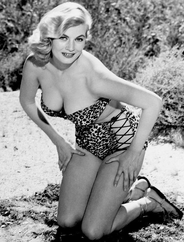 Anita Ekberg lingerie pictures