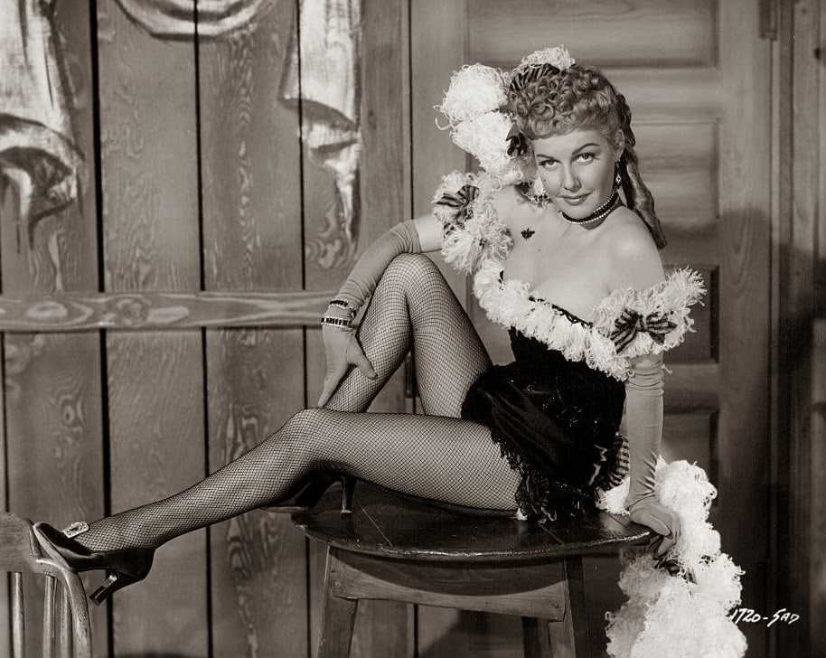 Ann Sheridan hot look pics
