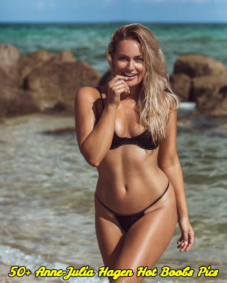 Anne-Julia Hagen hot boobs pics
