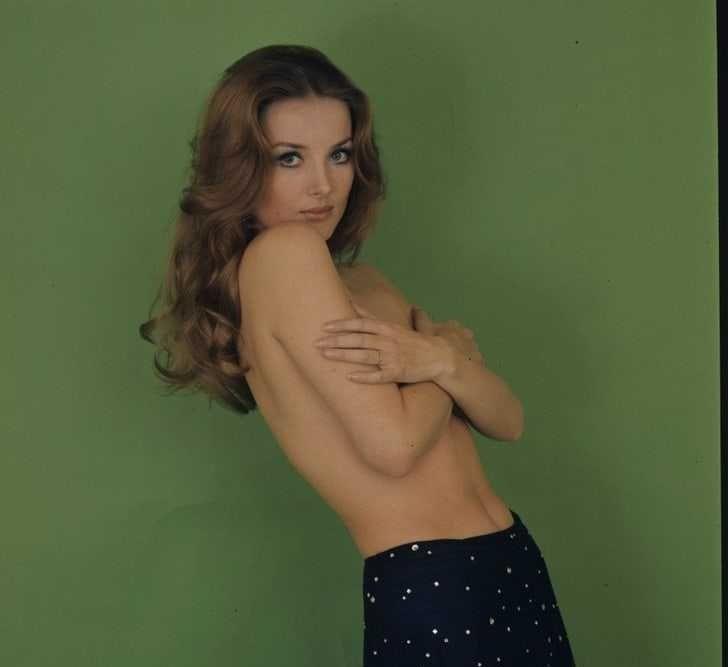 Barbara Bouchet naked pics