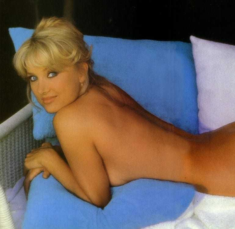 Barbara Bouchet naked pictures