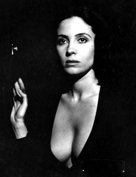 Barbara Parkins cleavage pics
