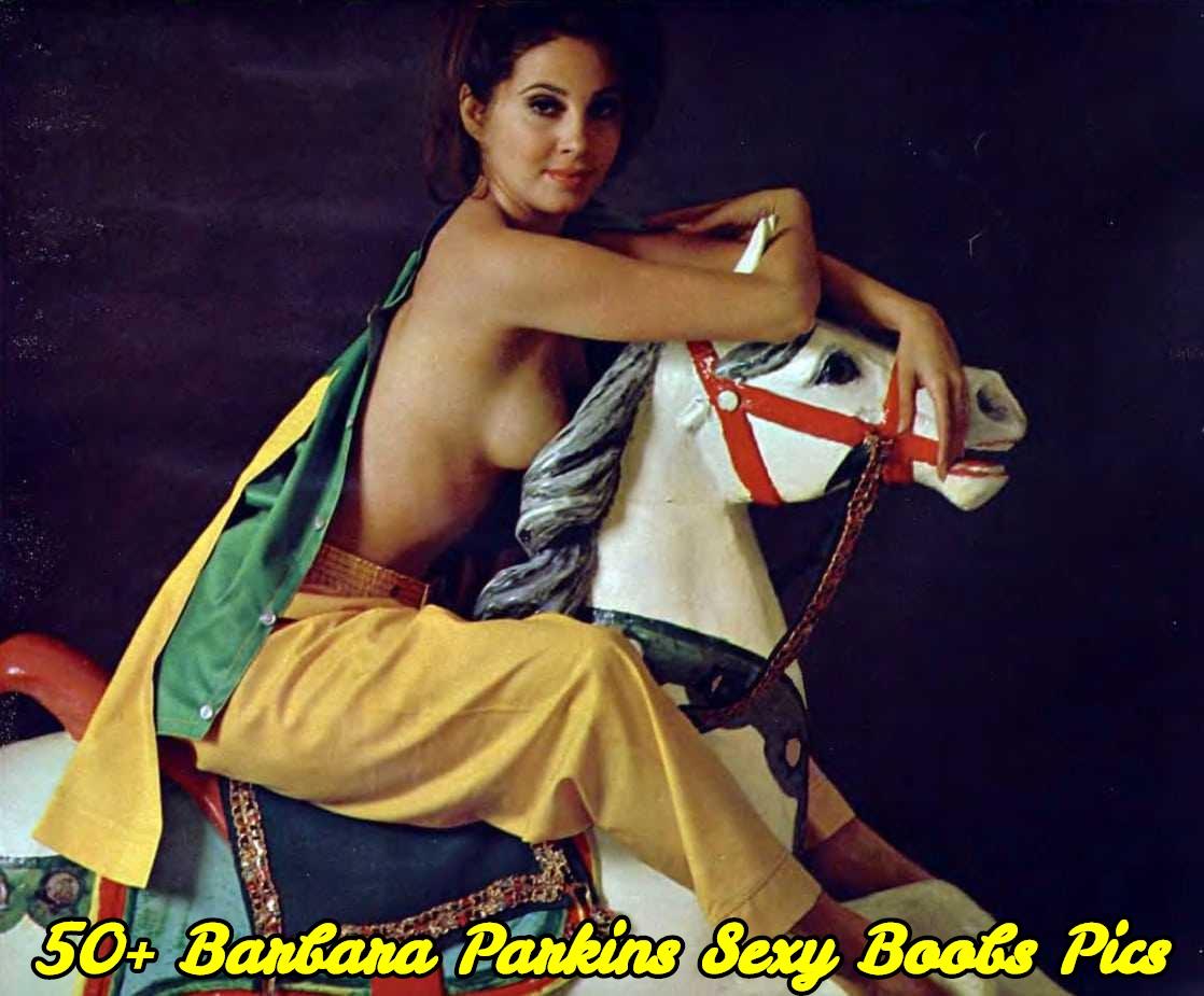 Barbara Parkins sexy boobs pics