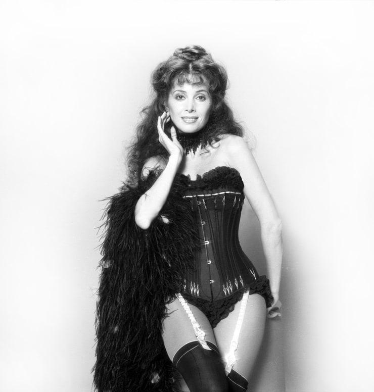 Barbara Parkins sexy lingerie pics