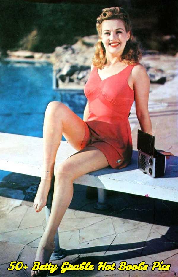 Betty Grable hot boobs pics