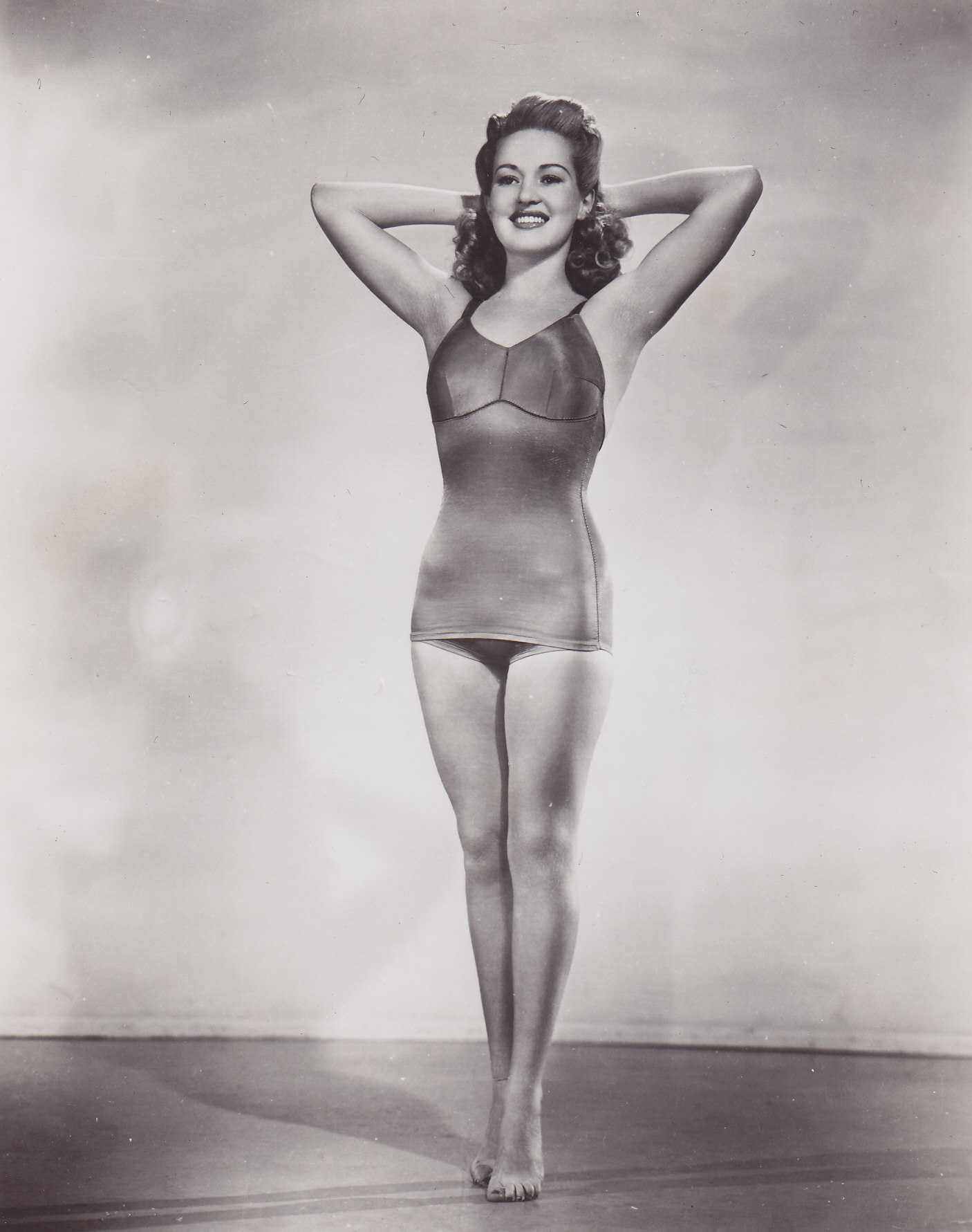 Betty Grable hot pics
