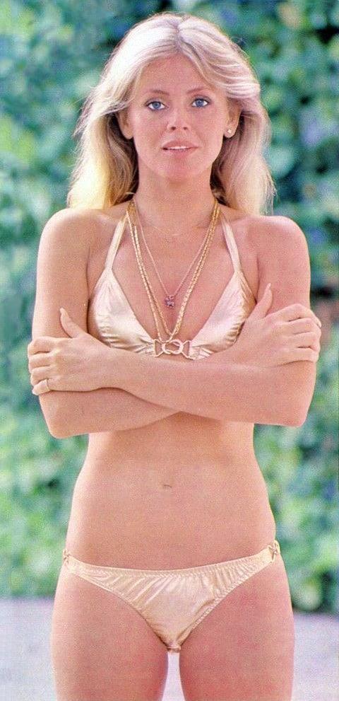 Britt Ekland bikini pics