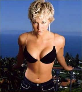 Brittany Daniel big boobs pics
