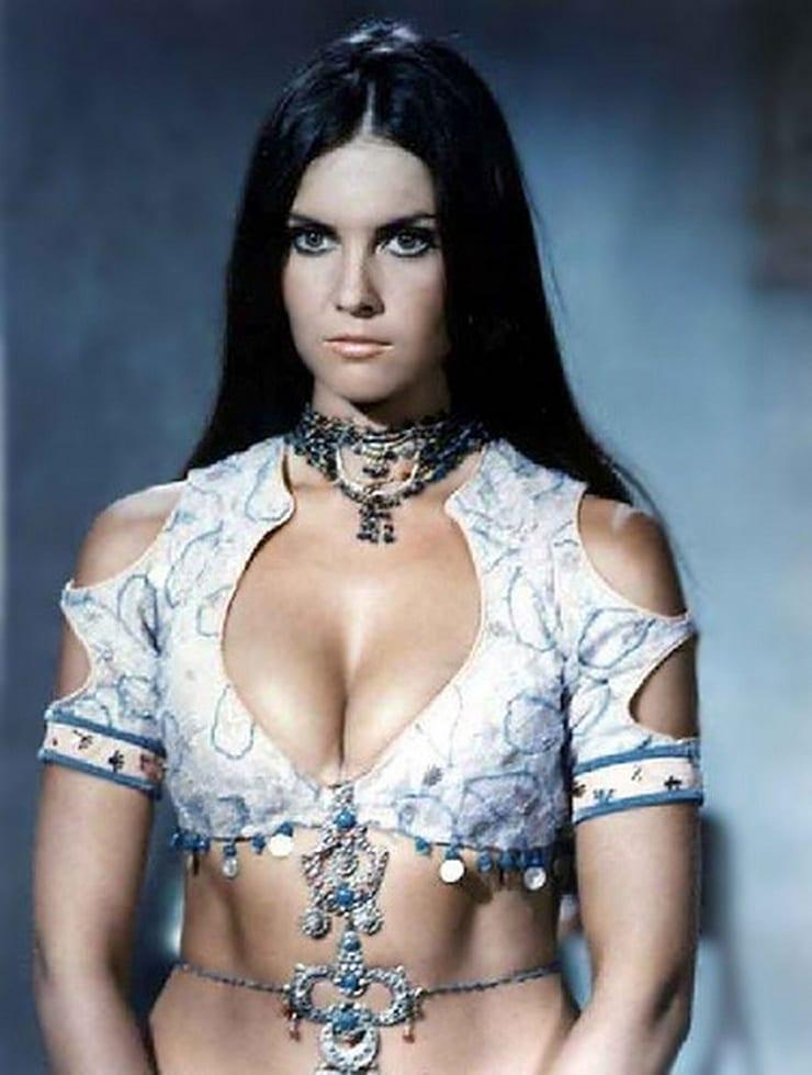 Caroline Munro busty pictures