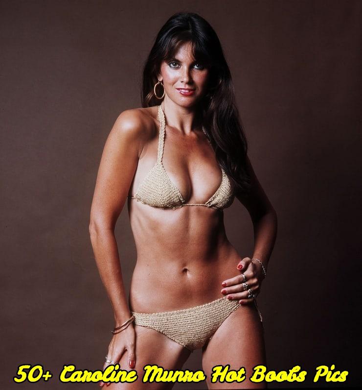 Caroline Munro hot boobs pics