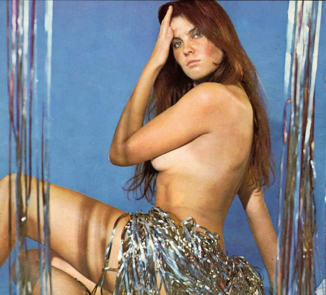 Caroline Munro naked pics