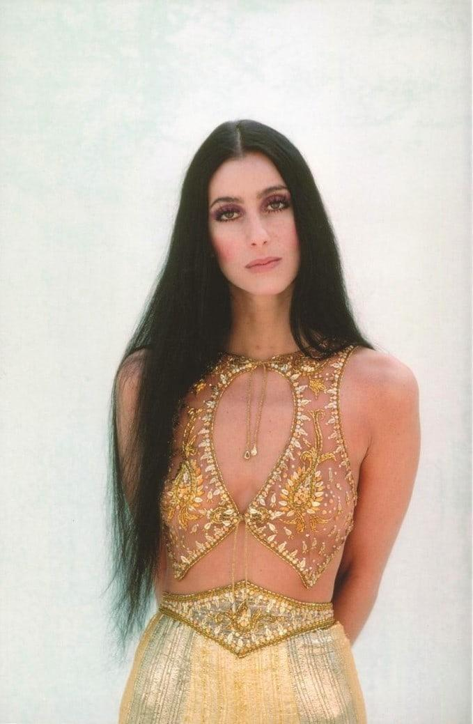 Cher amazing tits pics