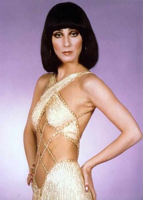 Cher hot look pics