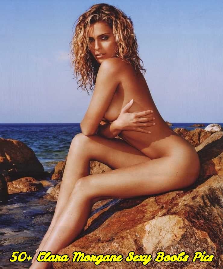 Clara Morgane sexy boobs pics