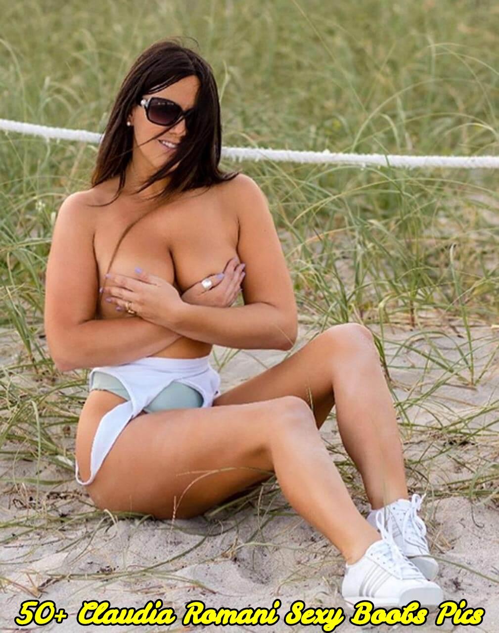 Claudia Romani sexy boobs pics