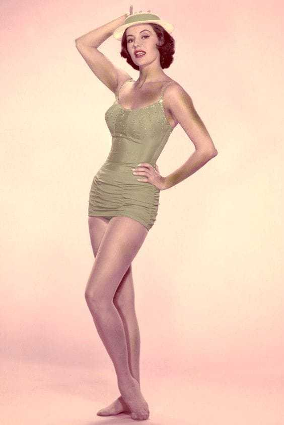 Cyd Charisse sexy pictures