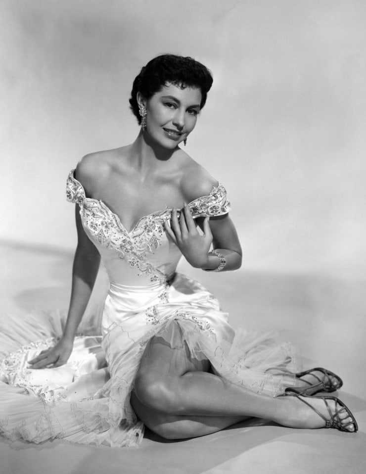 Cyd Charisse tits pictures