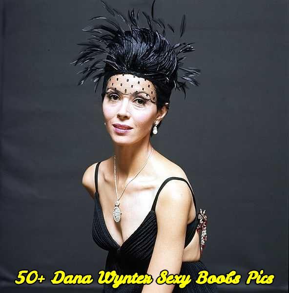 Dana Wynter sexy boobs pics