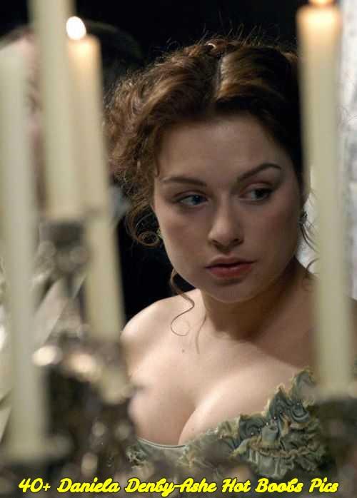 Daniela Denby-Ashe hot boobs pics