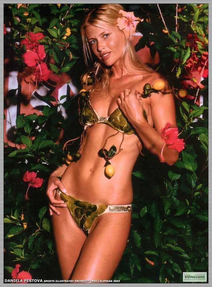 Daniela Peštová sexy bikini pics
