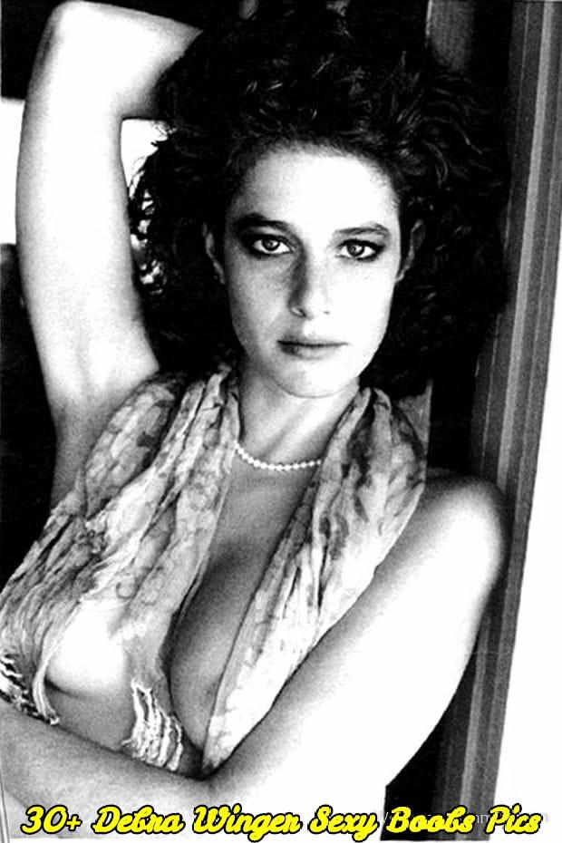 Debra Winger sexy boobs pics