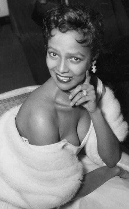 Dorothy Dandridge boobs pictures