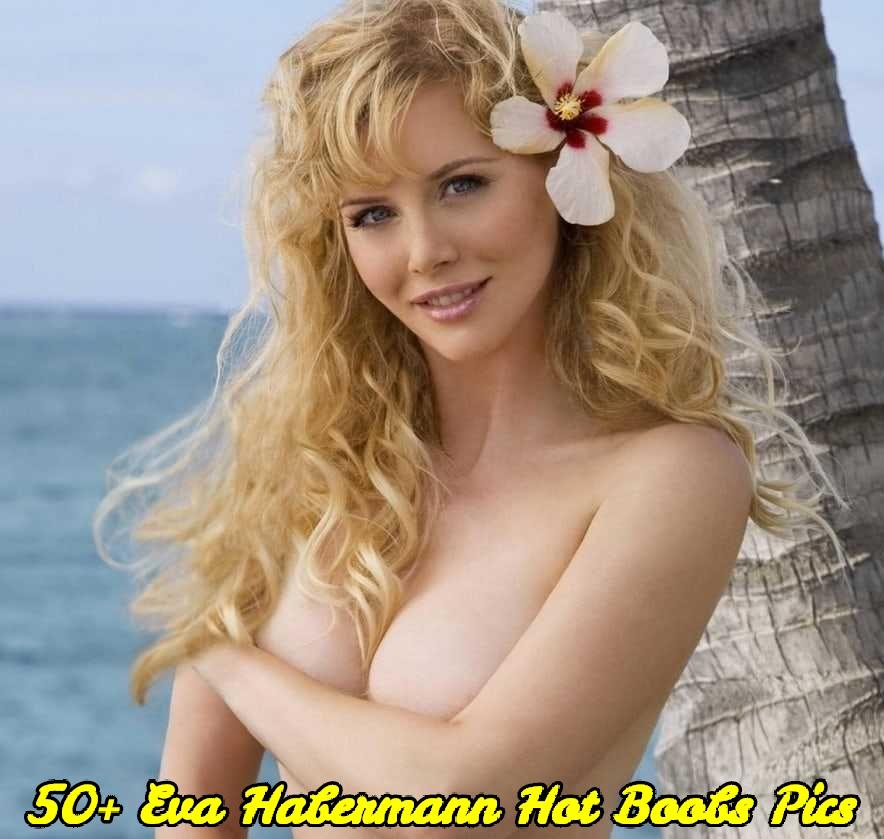 Eva Habermann hot boobs pics