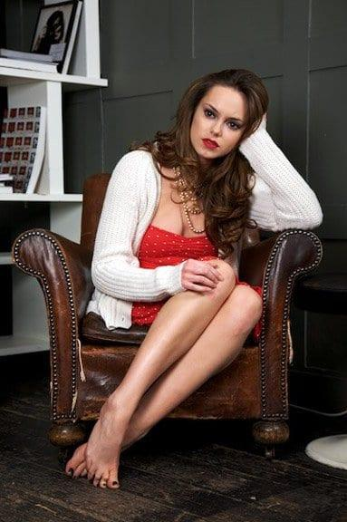 Hannah Tointon sexy pictures