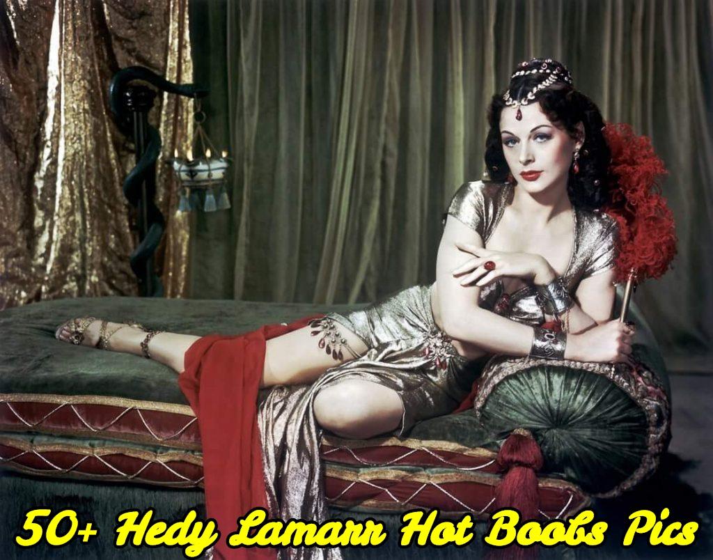 Hedy Lamarr hot boobs pics