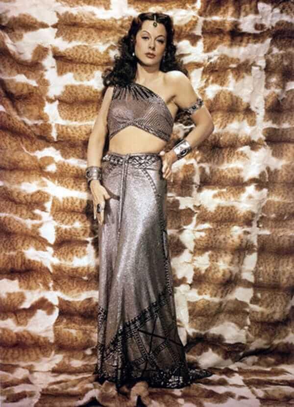 Hedy Lamarr hot pics