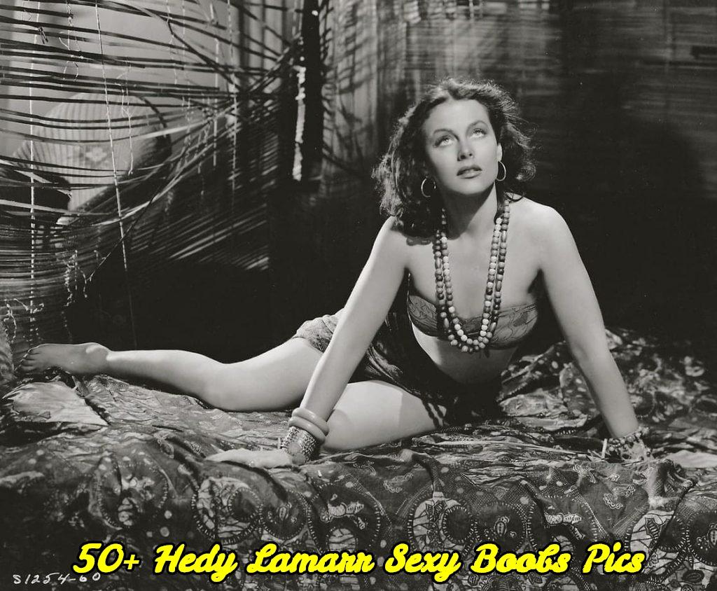 Hedy Lamarr sexy boobs pics