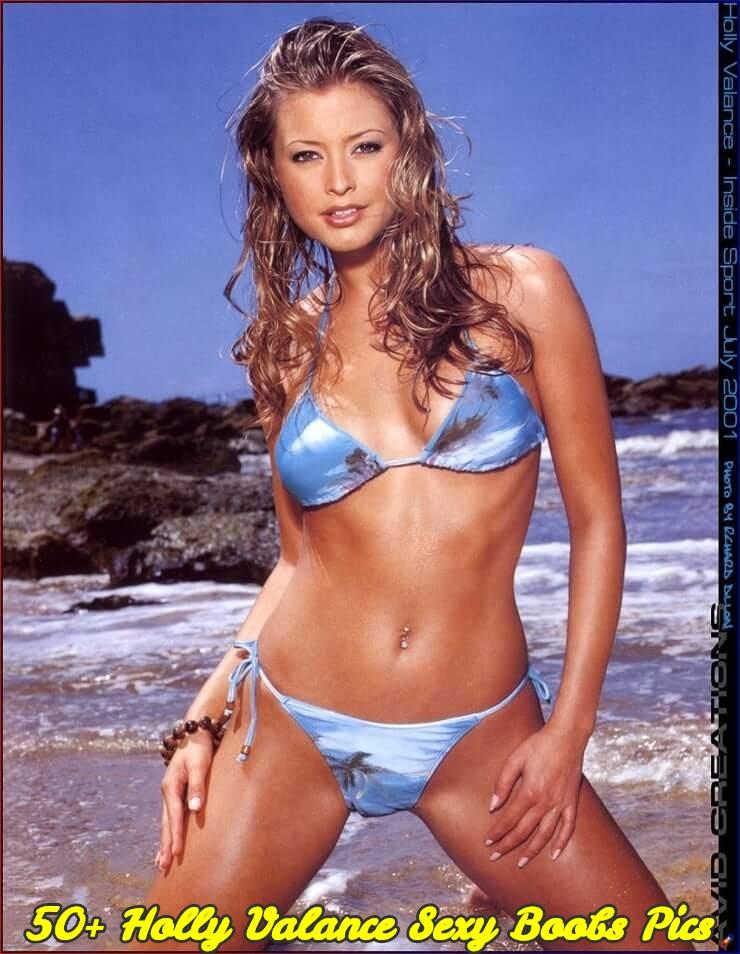 Holly Valance sexy boobs pics