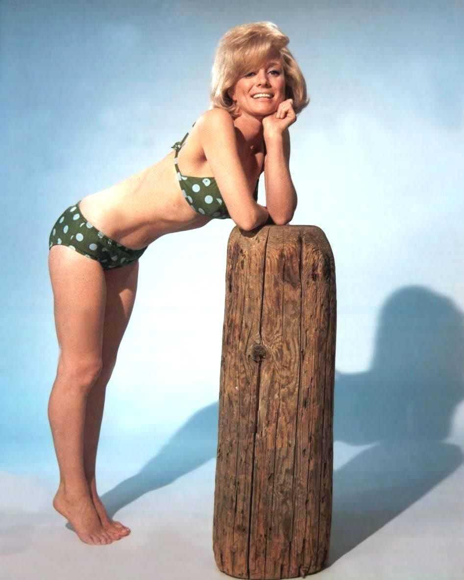 Inger Stevens hot bikini pics