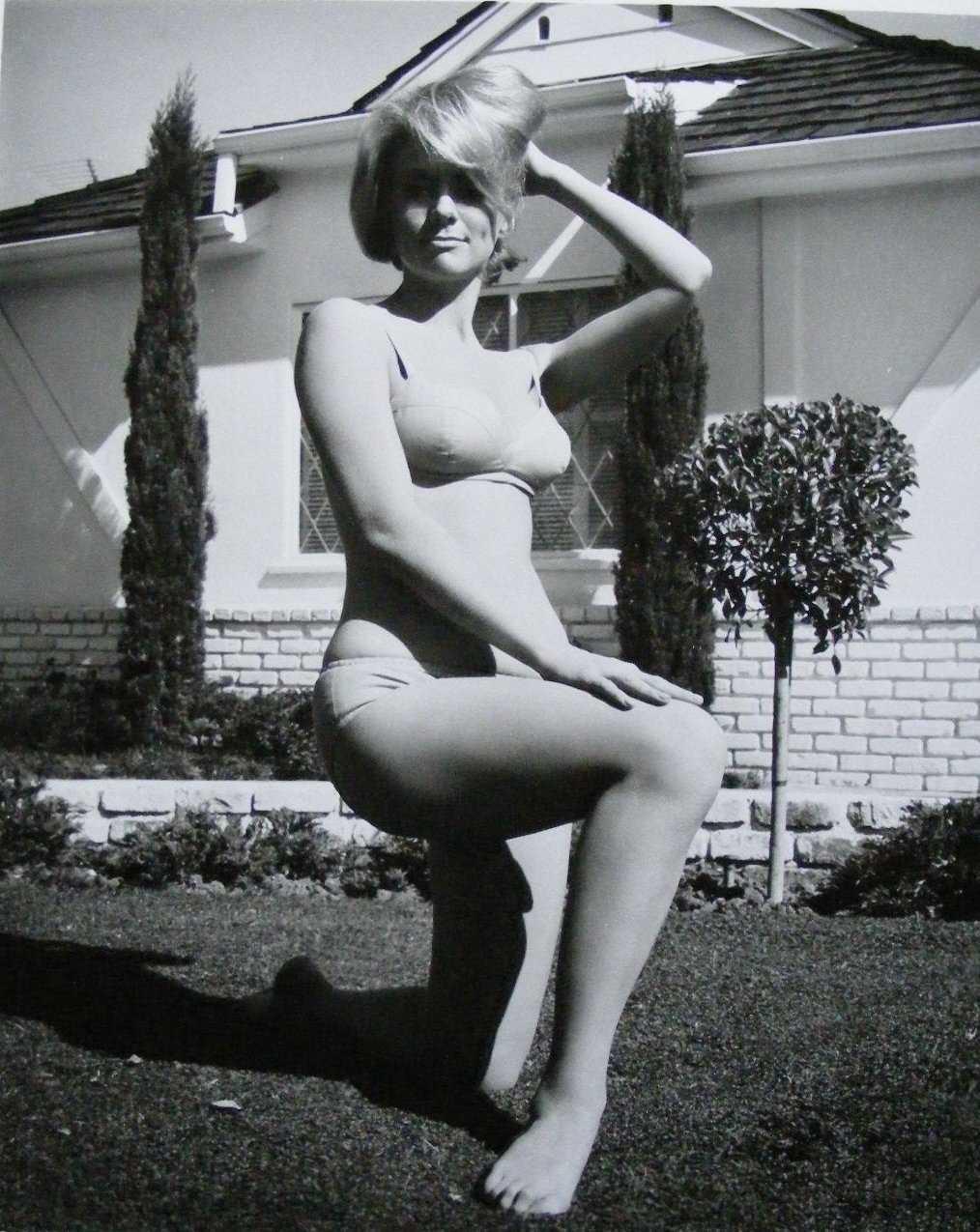 Inger Stevens sexy lingerie pics