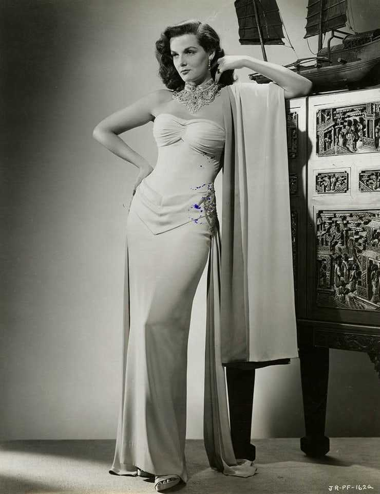 Jane Russell amazing pic