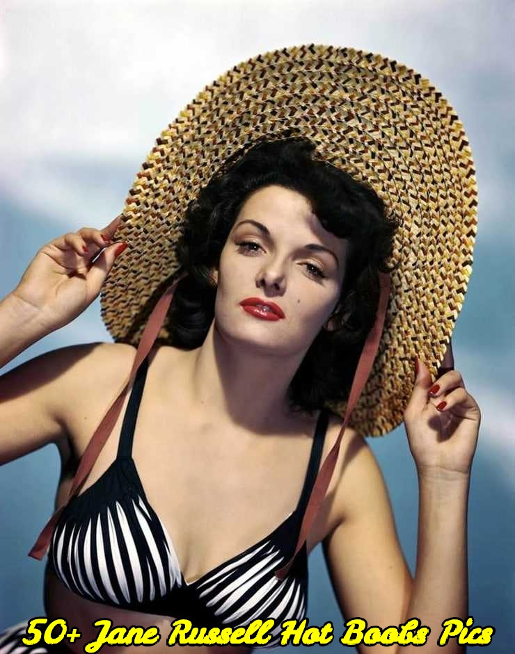 Jane Russell hot boobs pics