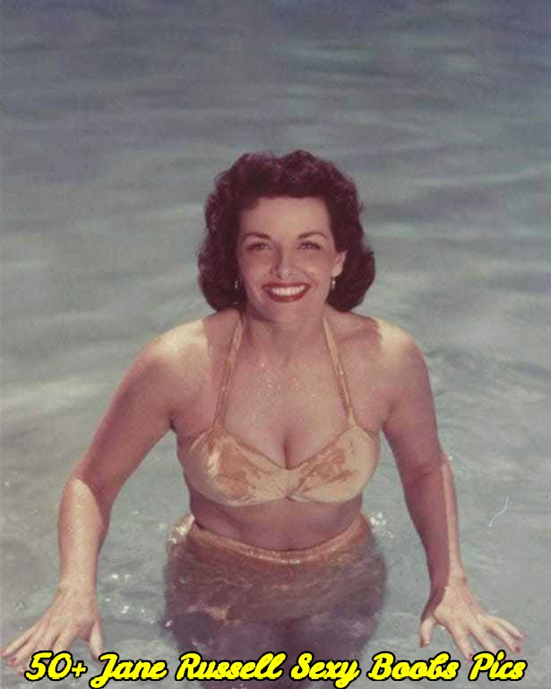 Jane Russell sexy boobs pics