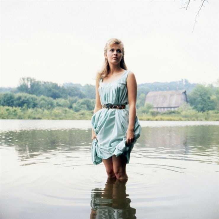 Jean Seberg beautiful pics