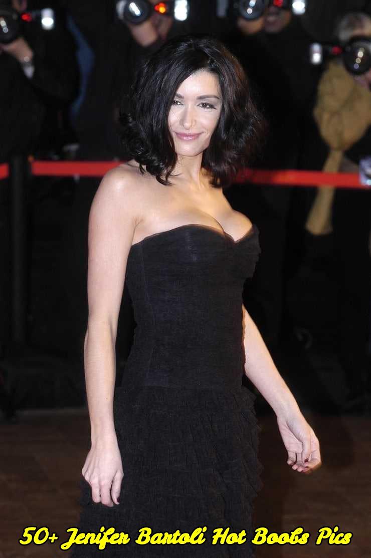 Jenifer Bartoli hot boobs pics