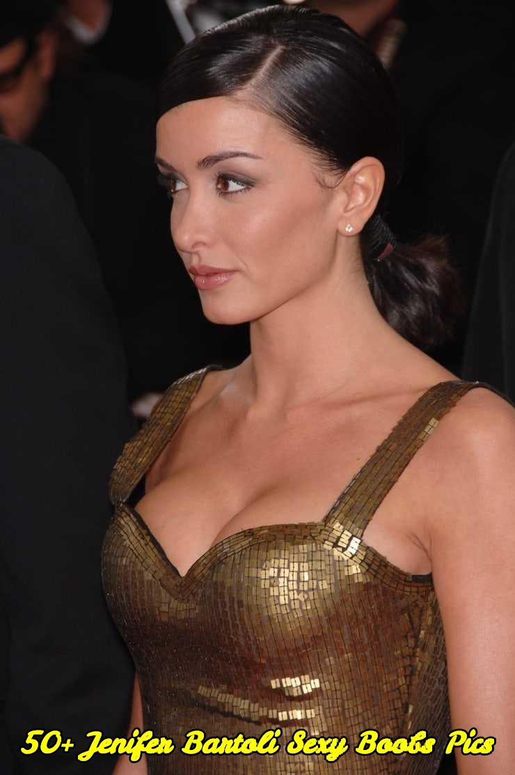 Jenifer Bartoli sexy boobs pics