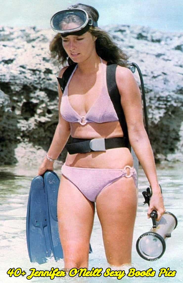Jennifer O'Neill sexy boobs pics
