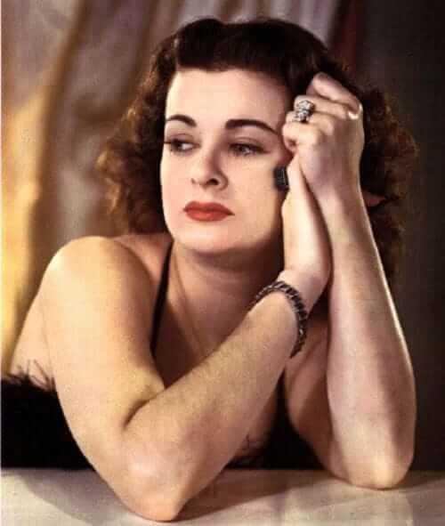 Joan Bennett beautiful pics