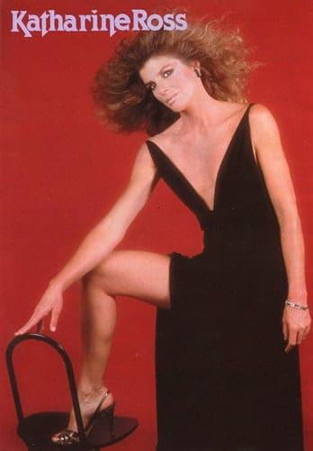 Katharine Ross cleavage pics